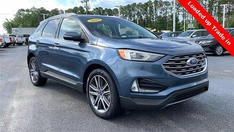 2019 Ford Edge Titanium SPECIAL